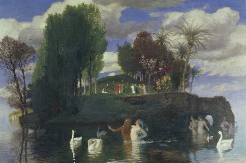 Stock Photo: 1158-1157 The Island of Life 
