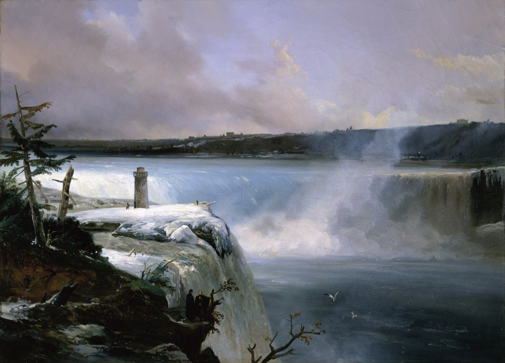 Stock Photo: 1158-1184 Niagara Falls 