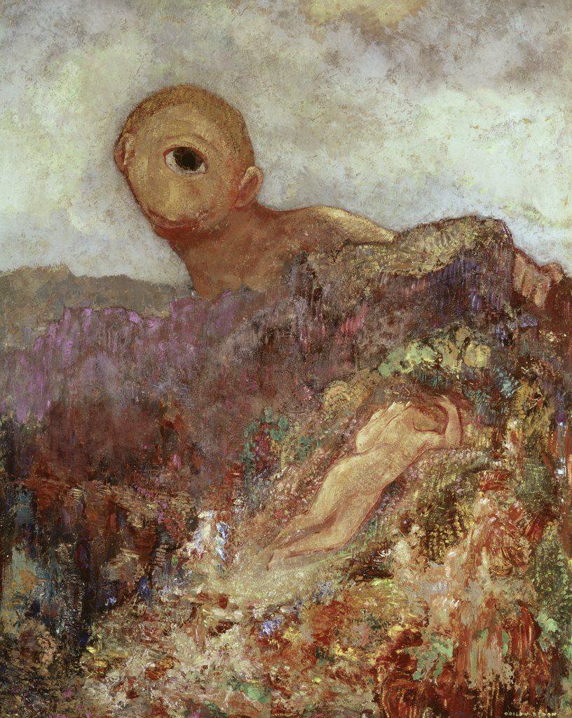 Stock Photo: 1158-1270 The Cyclops 