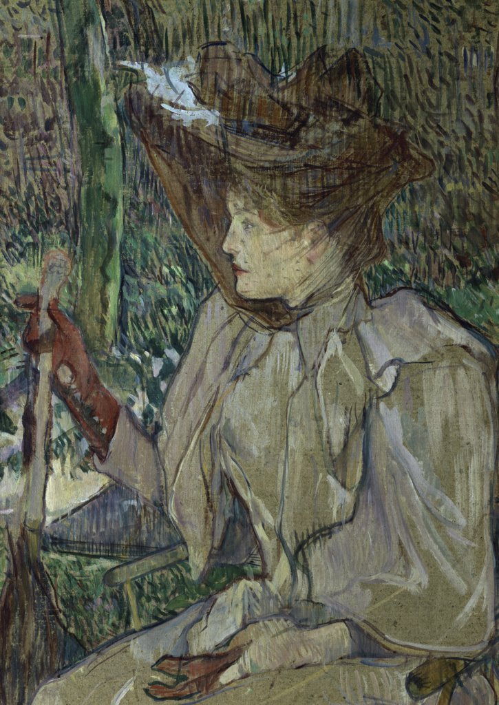 Stock Photo: 1158-1332 Woman With Gloves 