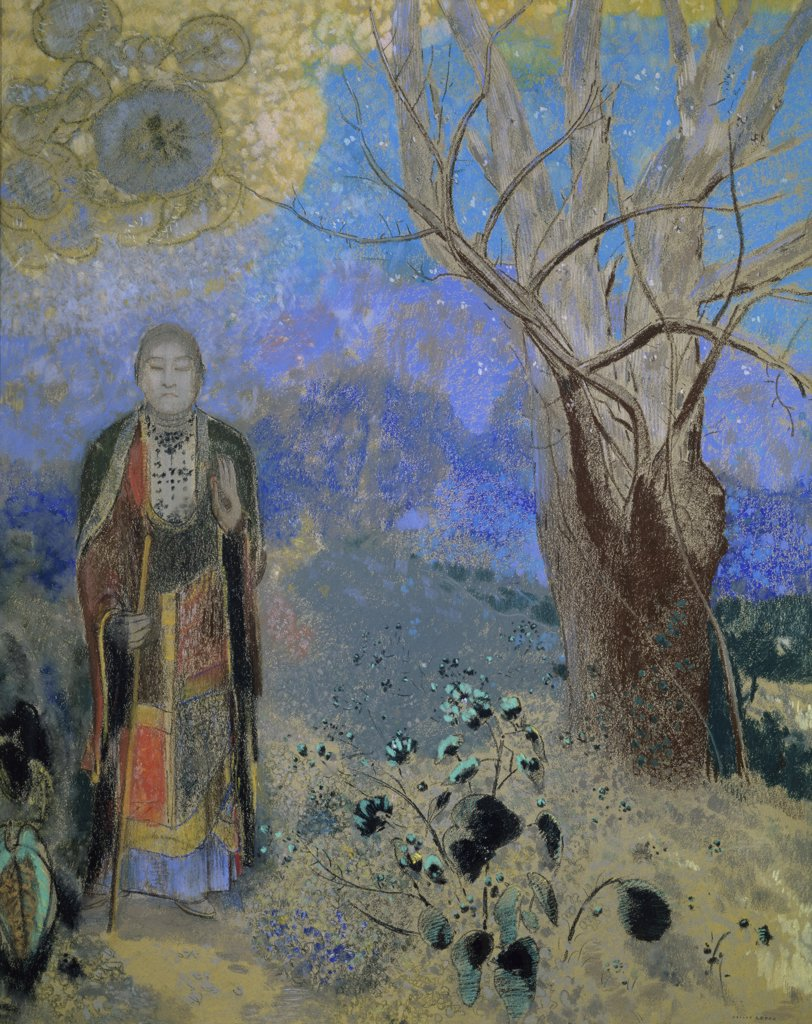 Stock Photo: 1158-1341 The Buddha 