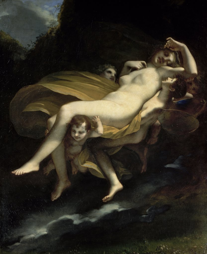 Stock Photo: 1158-1373 The Carrying Away of Psyche 