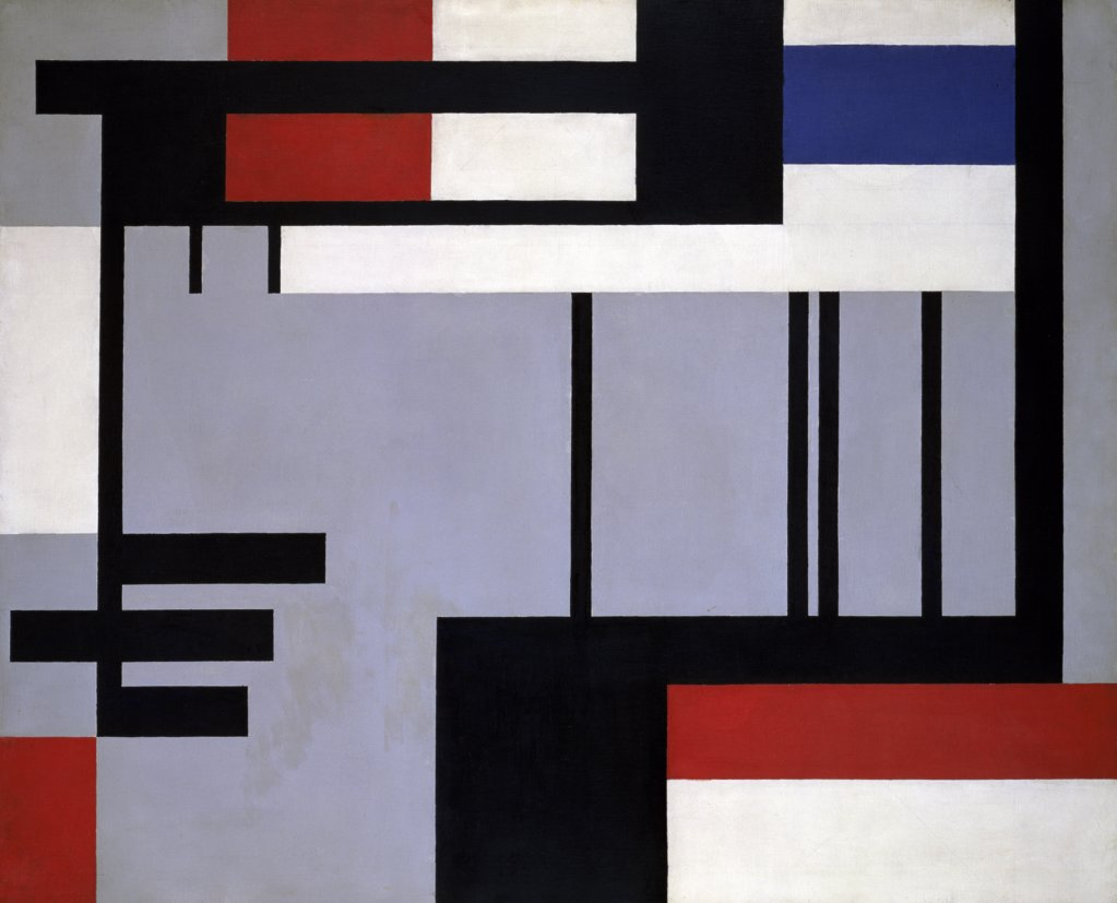 Orthognonale by Jean Helion, 1931, 1904-1987, France, Paris, Musee National d'Art de Moderne : Stock Photo