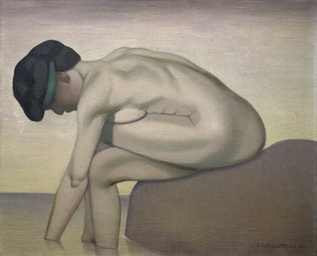 Stock Photo: 1158-1675 The Bather 