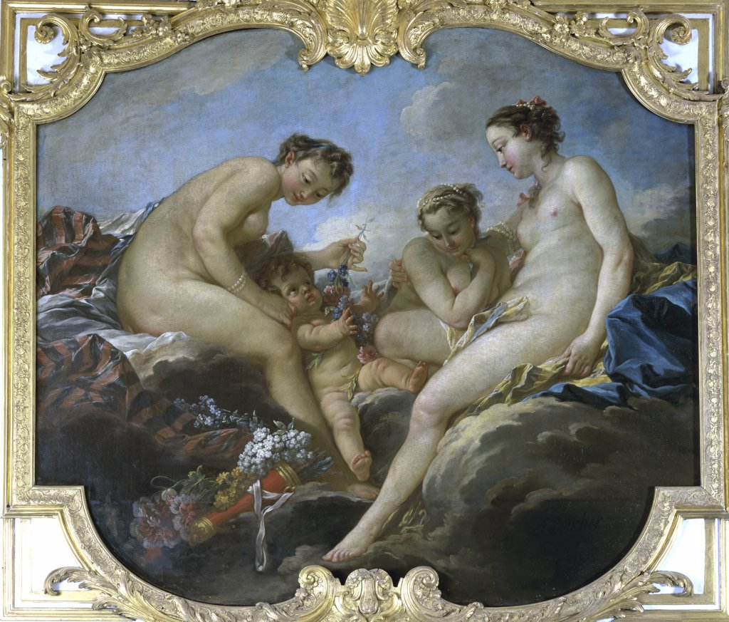 Stock Photo: 1158-1705 The Three Graces 