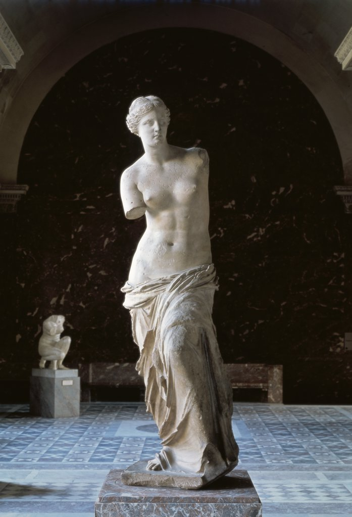 Stock Photo: 1158-1797 Venus de Milo
