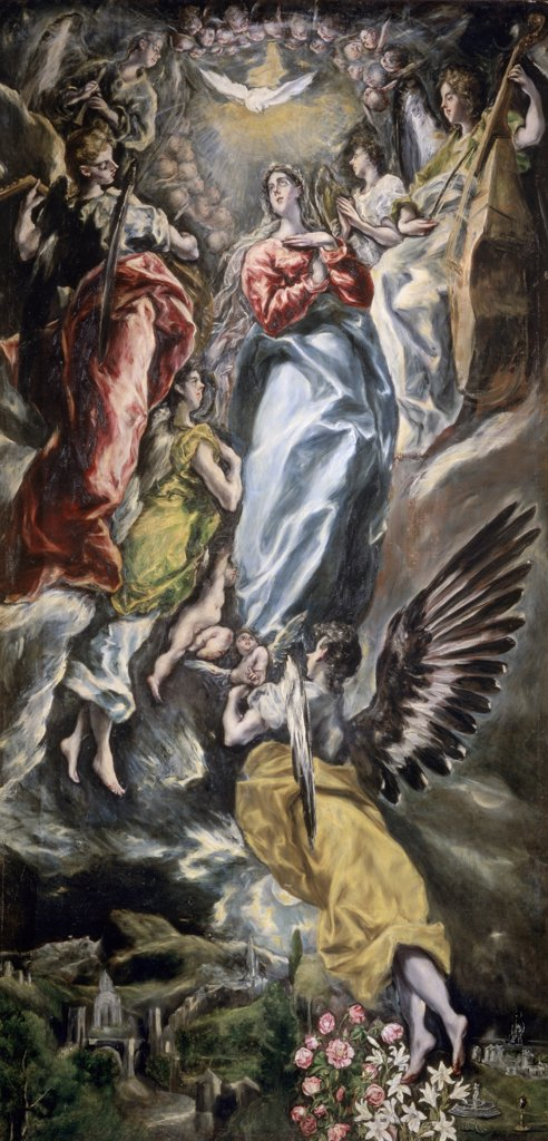 Stock Photo: 1158-1879 Assumption of the Virgin
