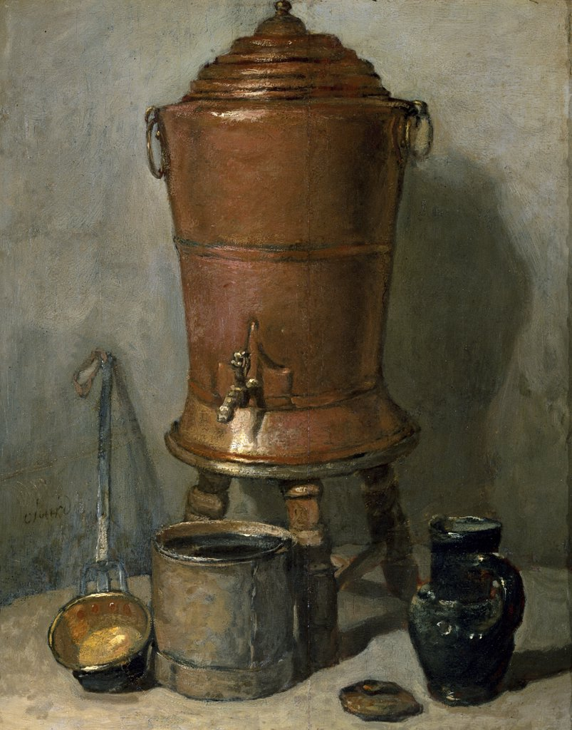 The Copper Urn 