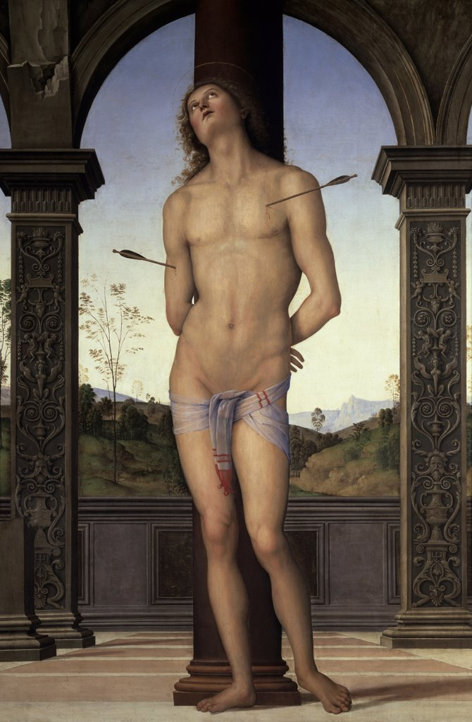 St. Sebastian 