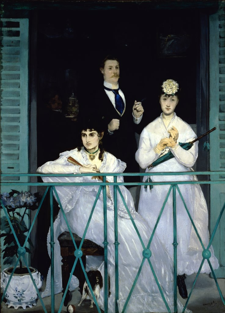 Stock Photo: 1158-2368 The Balcony 