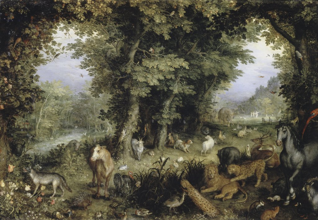 Stock Photo: 1158-2466 Land of Paradise