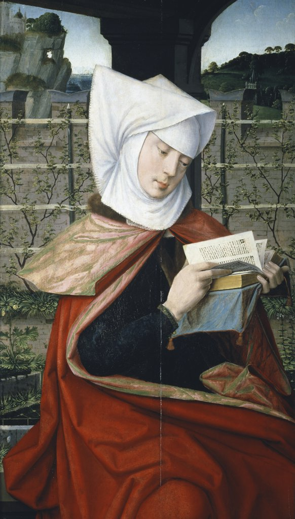 Emerencie: The Mother Of Saint Anne 1529 Jan Provost the Younger (1465-1529 Flemish) : Stock Photo