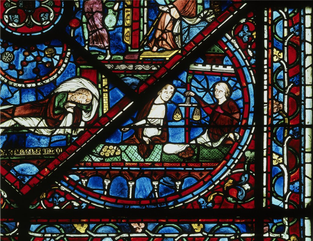 Stock Photo: 1158-2613 The Money Changers