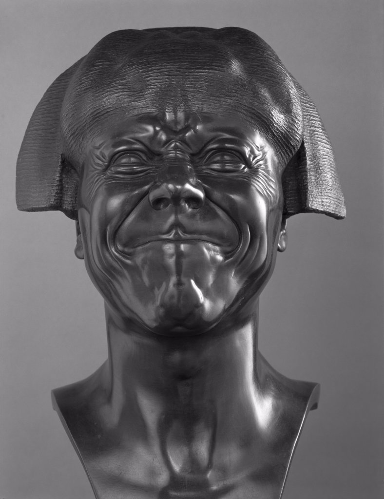 Stock Photo: 1158-2628 Heads of Characters: Seriously Injured Person