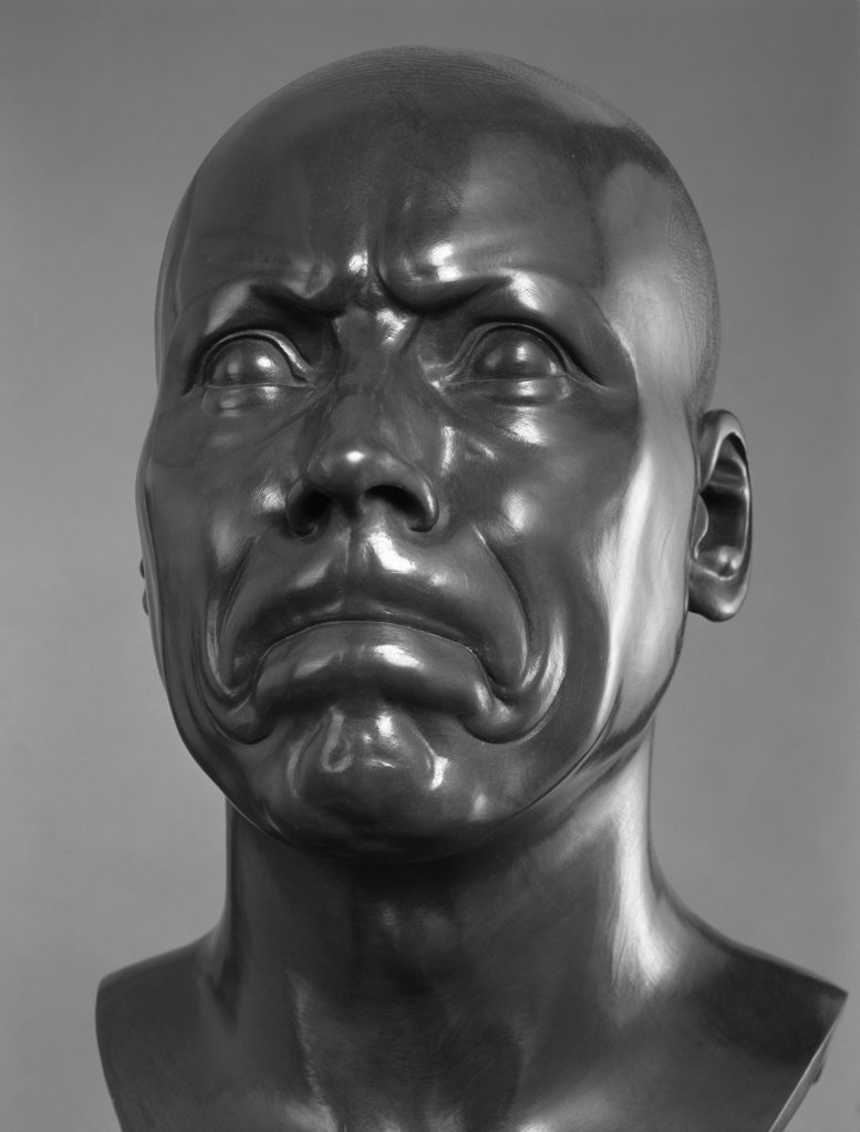 Stock Photo: 1158-2632 Heads of Characters-The Big Secret