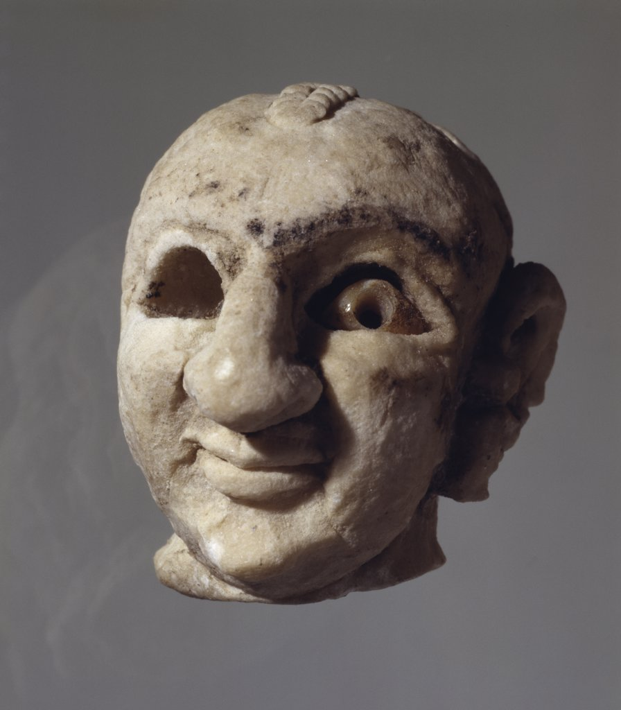 Stock Photo: 1158-2666 Head Of A Semite