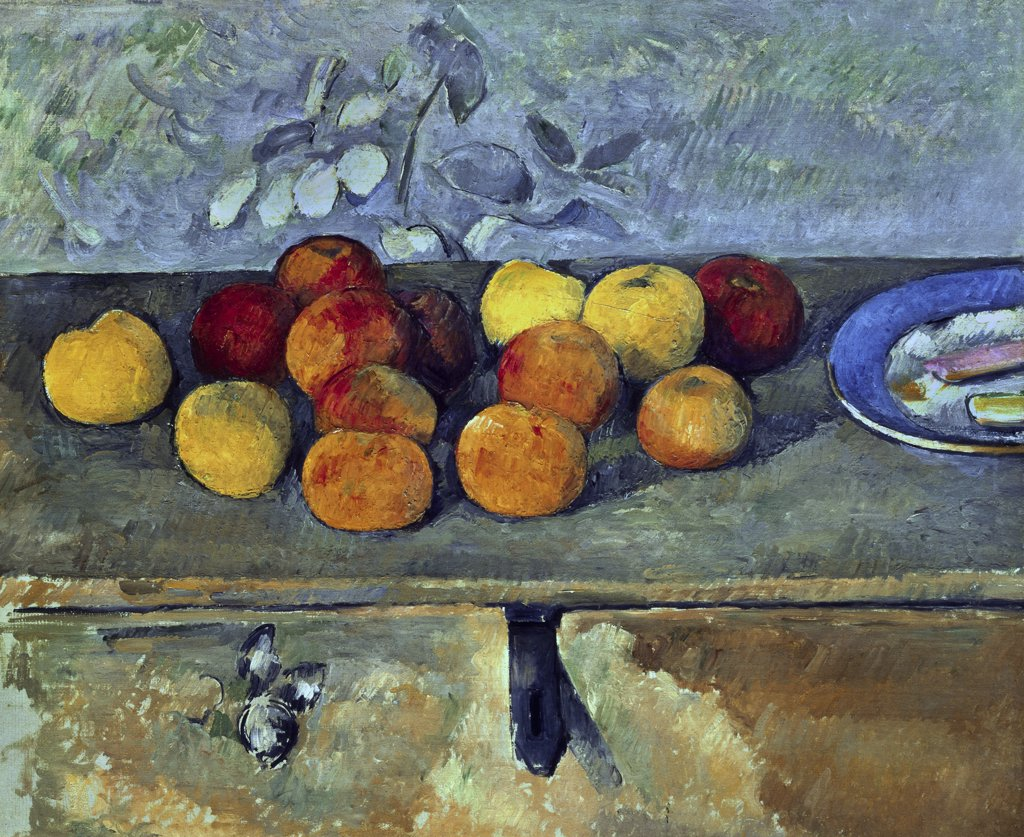 Stock Photo: 1158-782 Pommes et Biscuits