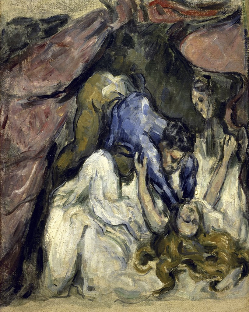 The Strangled Woman