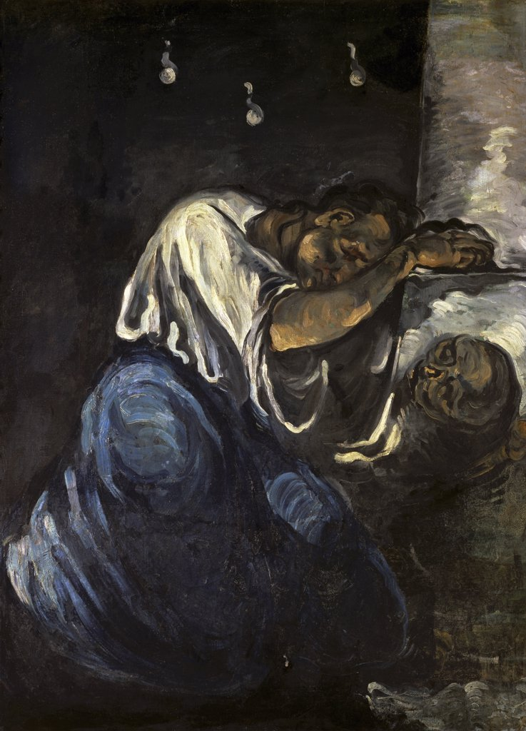 The Madeleine or Grief
