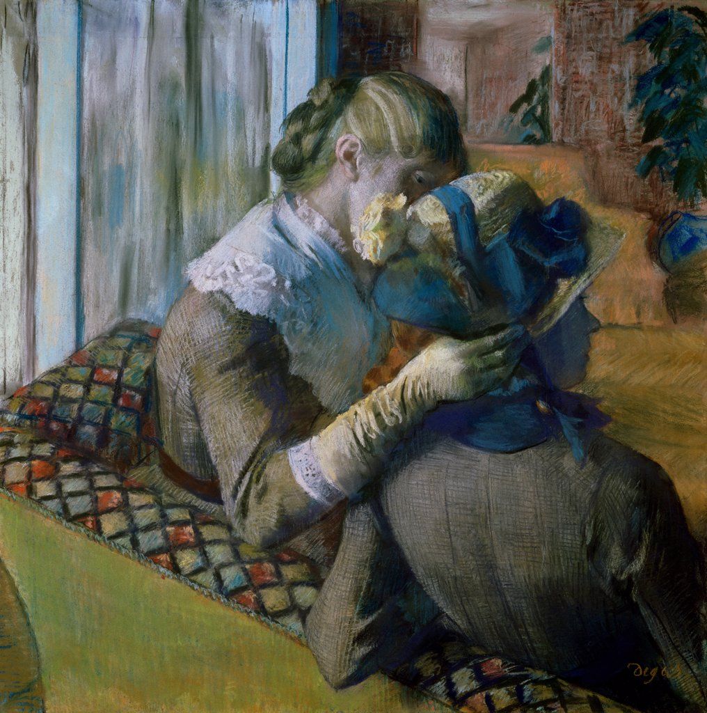 Stock Photo: 1158-805 At the Milliner's 