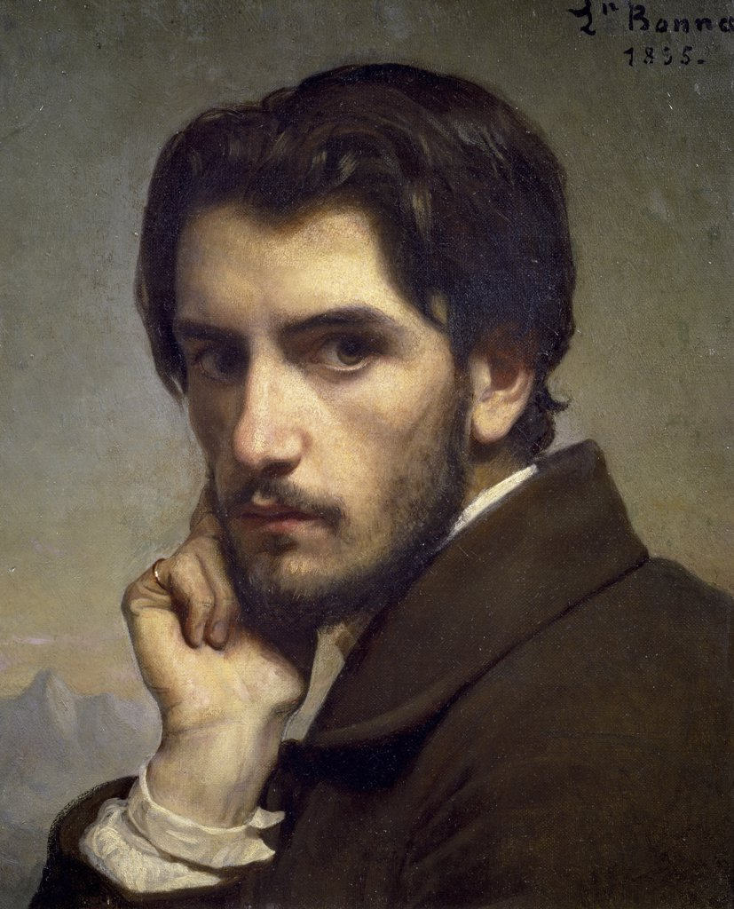 Stock Photo: 1158-836 Self-Portrait 