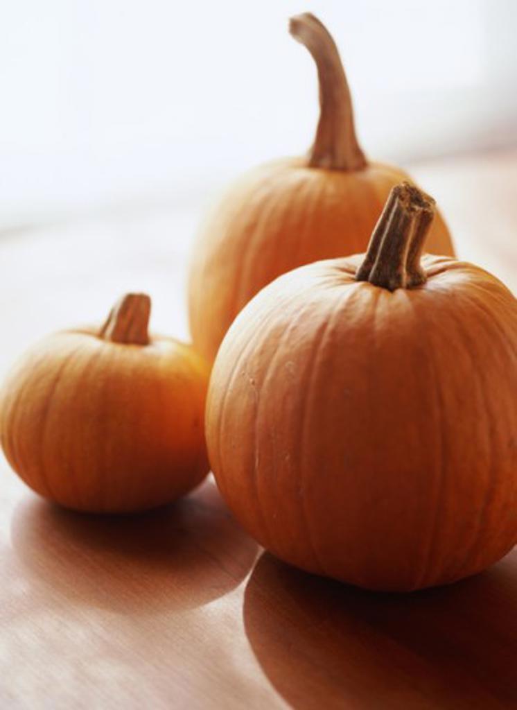 Pumpkins : Stock Photo