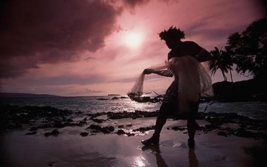 Makena Maui Hawaii USA : Stock Photo