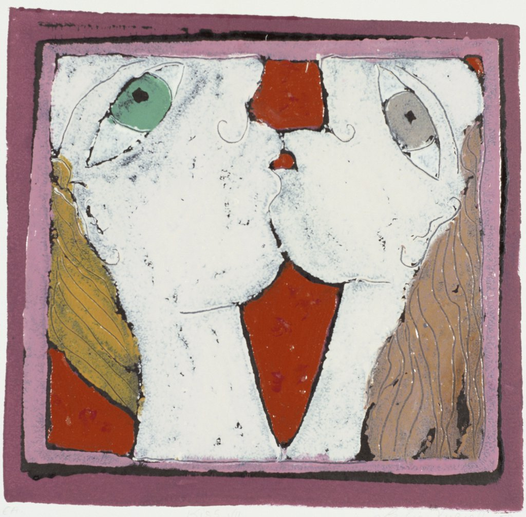 Stock Photo: 1206-198 Kiss 