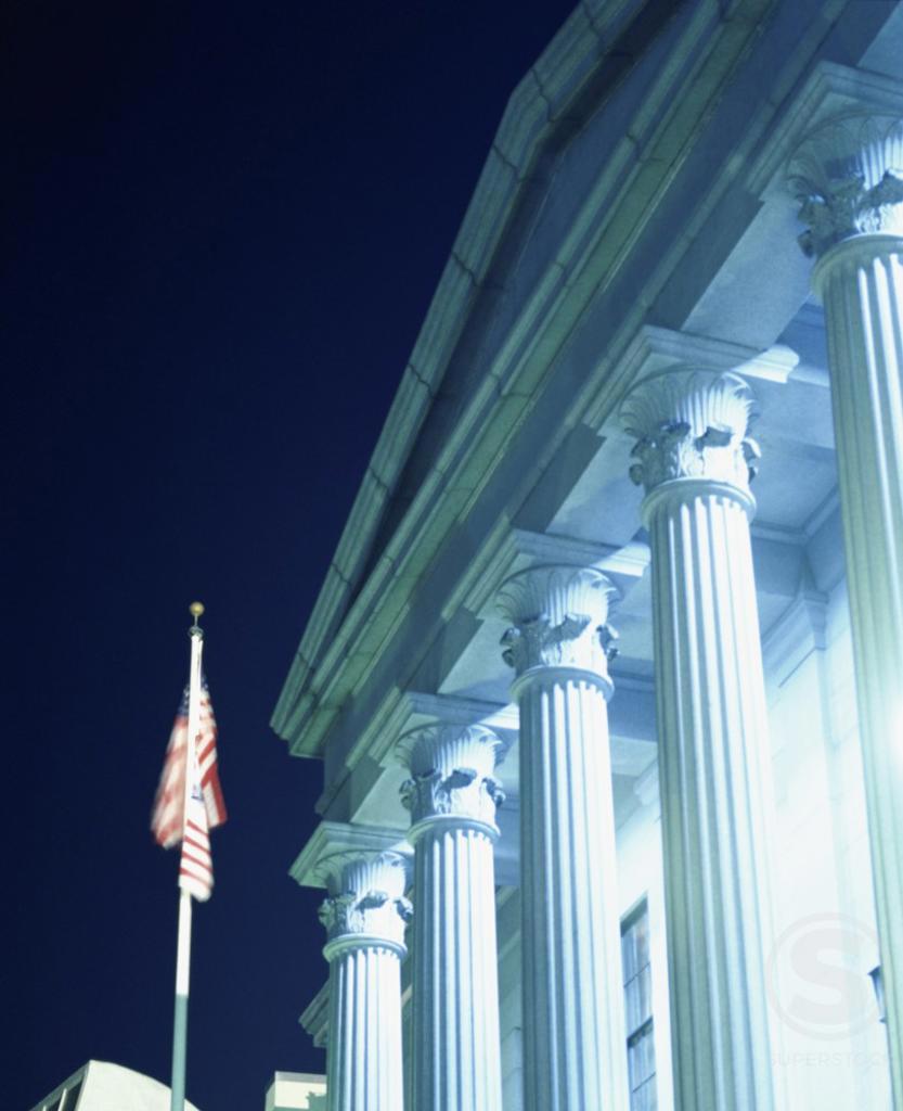 Stock Photo: 1220-174 Capitol Building Washington, D.C. USA