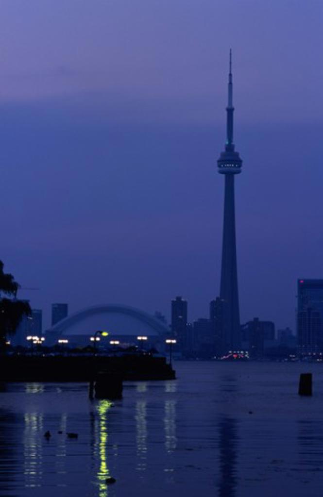 Stock Photo: 1241-352B Toronto Ontario Canada