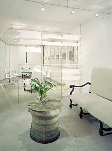 Stock Photo: 1241-527 Interior of an office building