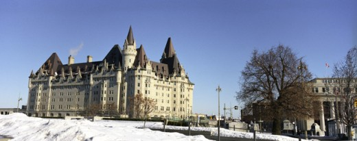 Stock Photo: 1241-924 Chateau Laurier