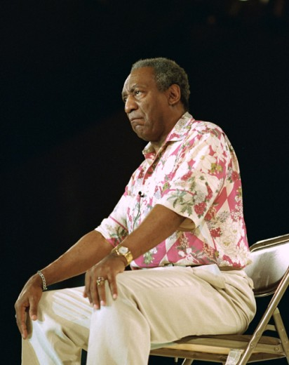 Stock Photo: 1241-W734C Bill Cosby