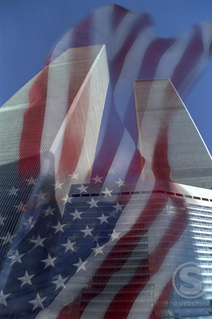 World Trade Center New York City USA : Stock Photo