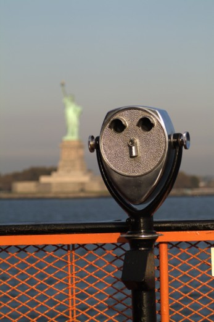 Statue of Liberty New York City USA : Stock Photo