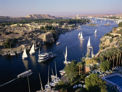 Nile River