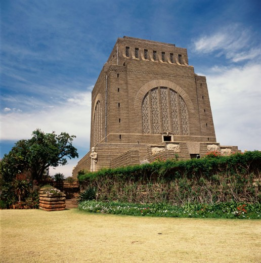 Voortrekker Monument, Pretoria, South Africa : Stock Photo