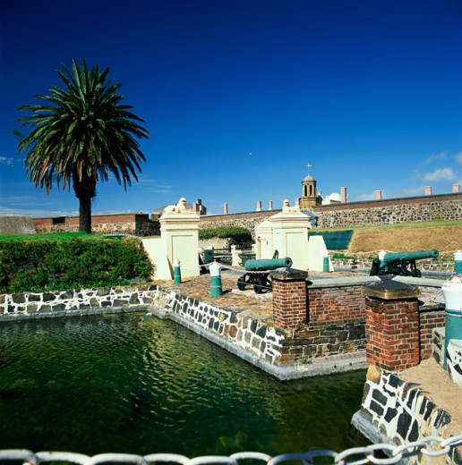 Stock Photo: 1246-816 Castle of Good Hope, Cape Town, South Africa