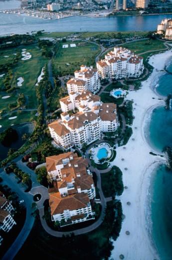 Stock Photo: 1264-114 Miami Beach Florida USA
