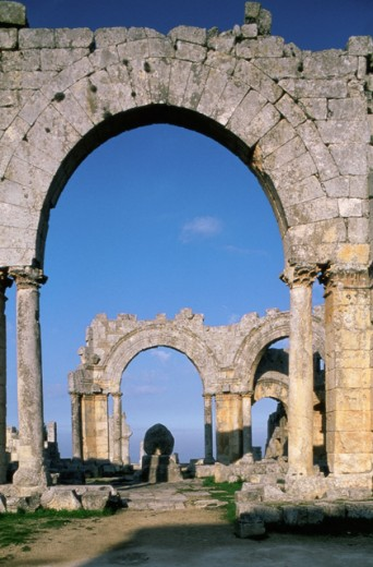 St. Simeon Monastery