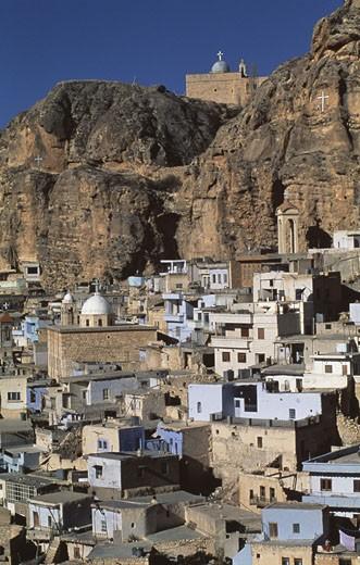 Stock Photo: 1264-432 Maaloula Syria