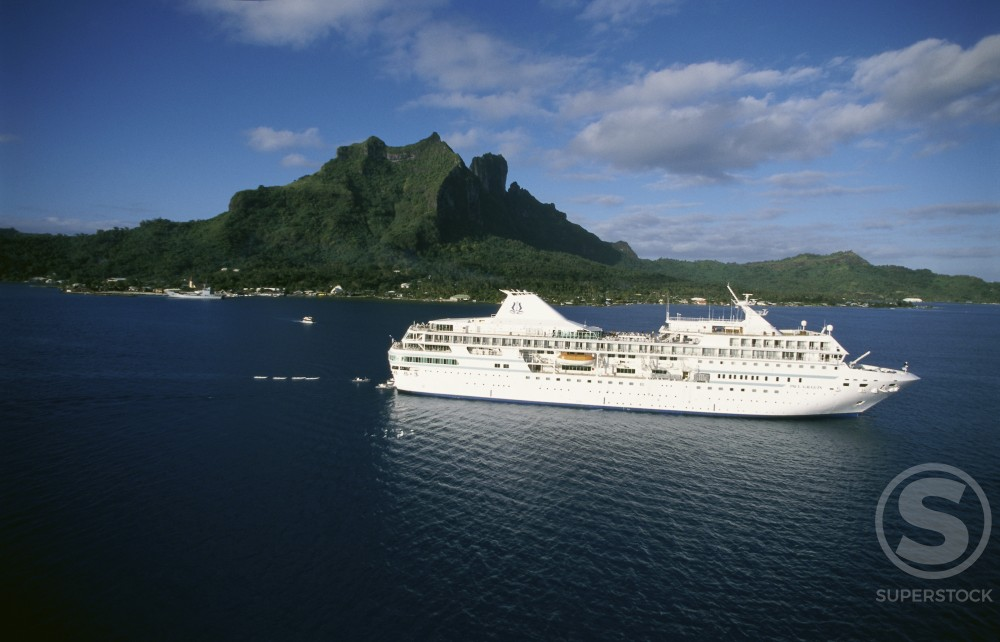 Stock Photo: 1264-598B Bora Bora