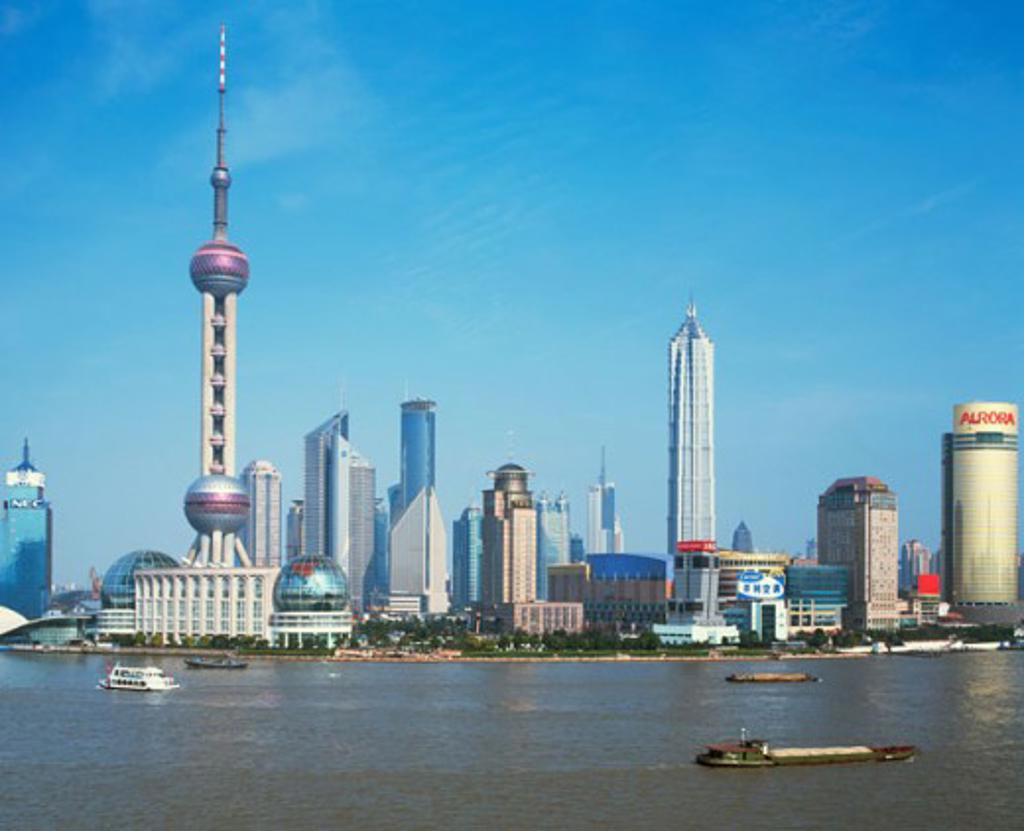 Stock Photo: 1269-1584A Shanghai China