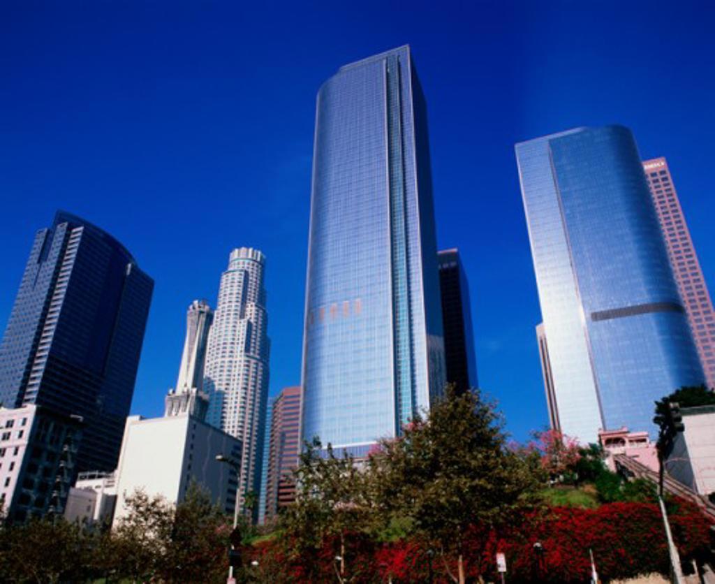 Stock Photo: 1269-1798 Los Angeles California USA