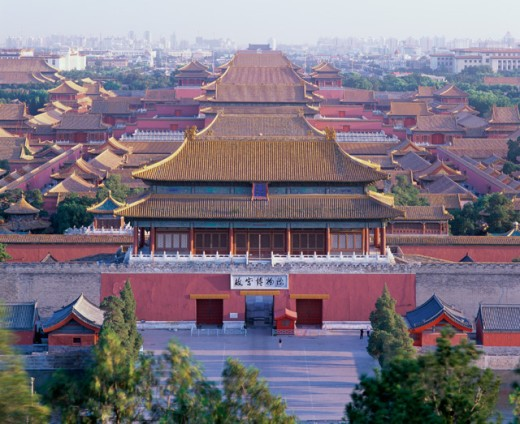 Stock Photo: 1269-1867 Imperial Palace