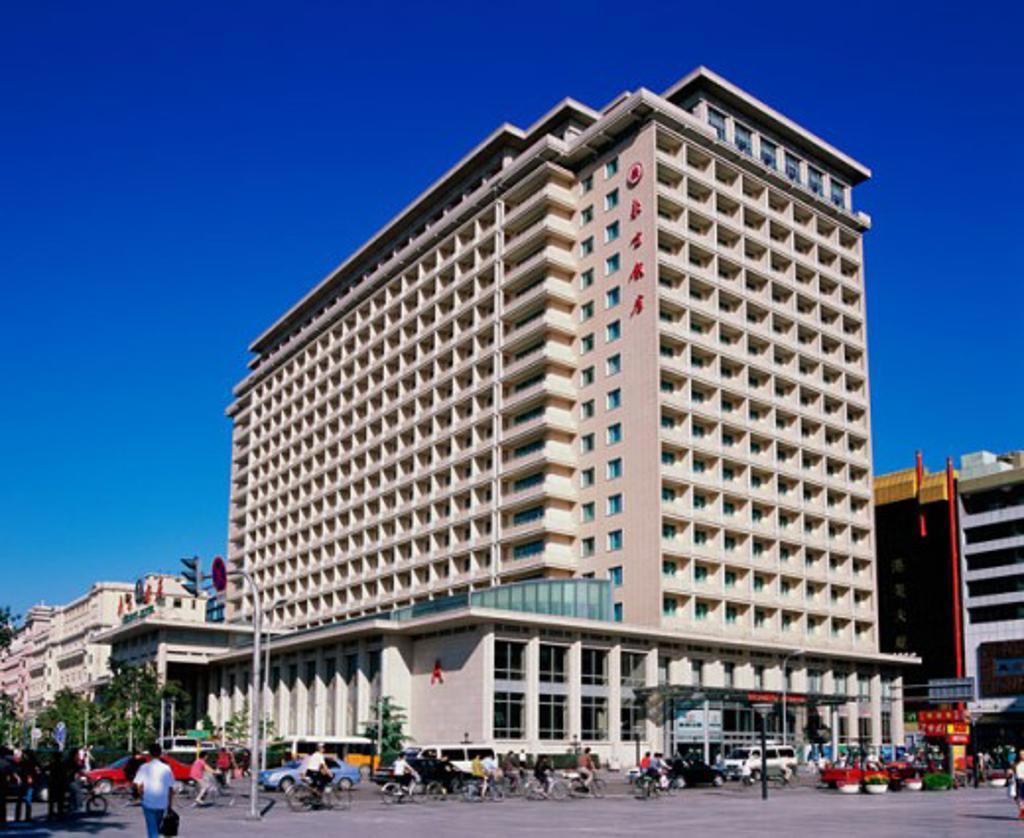 Beijing Hotel Beijing China : Stock Photo