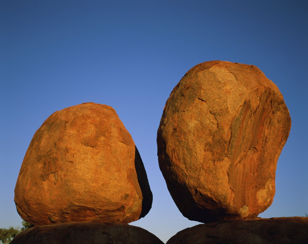 Devil's Marbles, Northern Territory, Australia : Stock Photo