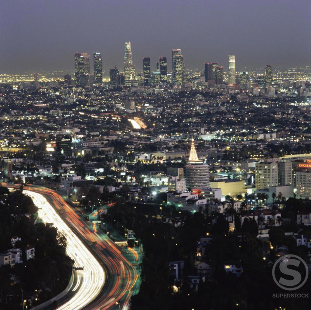 Los Angeles California USA   : Stock Photo