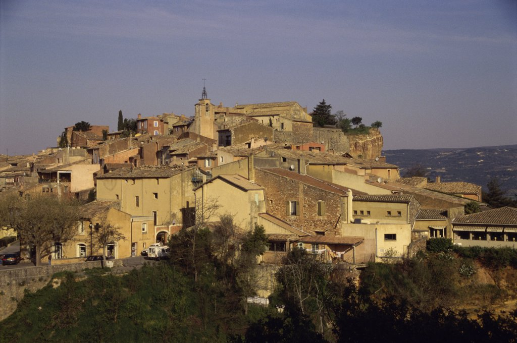 Stock Photo: 1307-278 Roussillon