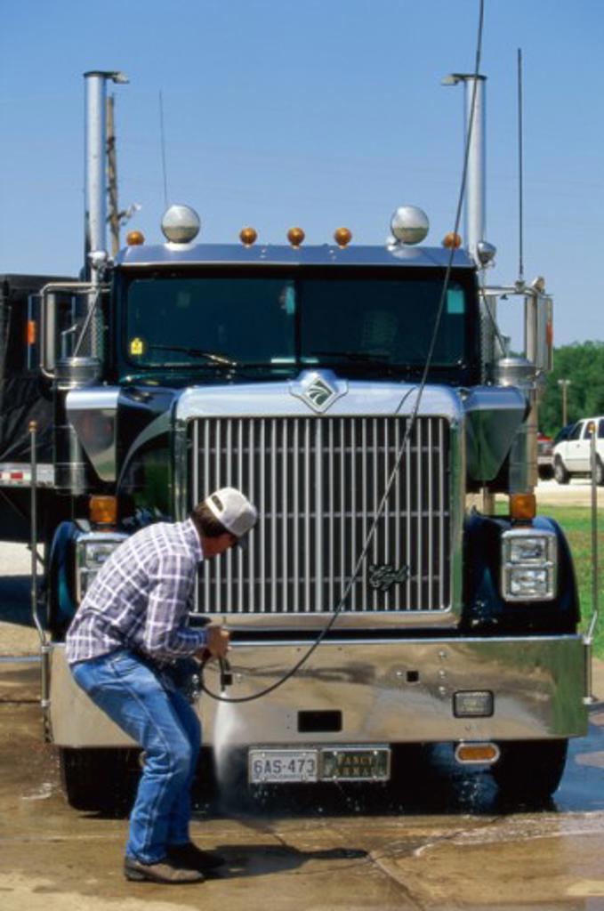 Stock Photo: 1308-288 Kansas USA